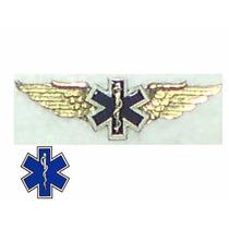 Placa De Paramedico Rescatista, Proteccion Civil, Policia