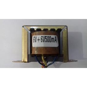 Transformador (trafo) Esteves 6+6v 200ma
