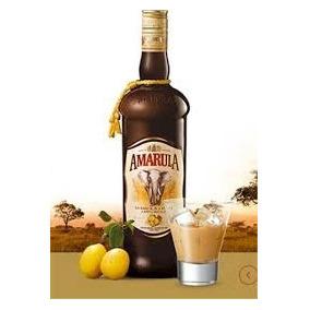 Licor Africano Cremoso Amarula Garrafa 750ml