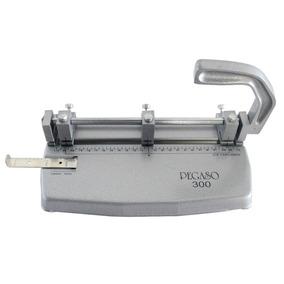 Perforadora 3 Orificios Uso Pesado Oficina Pegaso 300