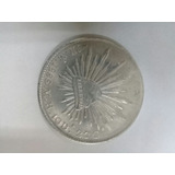 Vendo Moneda Mexicana De Plata 1886