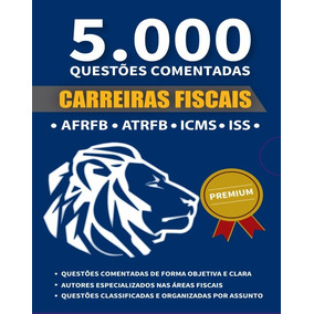 Passe Já - 5.000 Questões Comentadas Carreiras Fiscais - 2