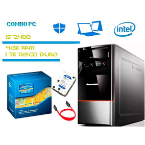 Cpu I5 - 2310 - 4gb Ram - 1tb