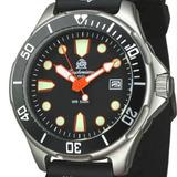 Reloj Alemán Diver Submariner Buceo 50 Atm Nuevo!!!