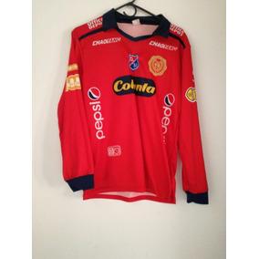 Camisa Del Deportivo Independiente Medellín Talla 16