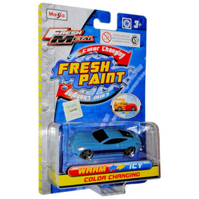 Maisto V7 Auto Cambia Color Fresh Paint Shifters Nuevo Mrtoy