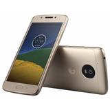 Celular Moto G5 32gb Ouro Galax Motorola- 2c Oferta Impe