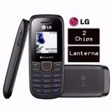 Celular Barato Lg A275 Dual Chips Radio Com Lanterna 2 Chip