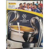 Album Panini De La Uefa Champions League 2014-2015