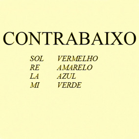 Corda Contrabaixo Acústico Mauro Calixto 4/4 5ª Sib B Avulsa