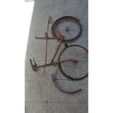 Horquilla Cuadro Y Ruedas Para Bicicleta Fixie Niño