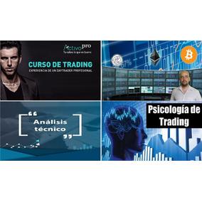 Cursos De Trading Para Forex Y Criptomonedas + Libros