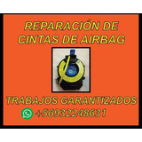 Reparación Cinta Air Bag Clock Spring Airbag