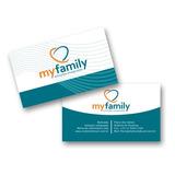 Cartões De Visita Couche 250g 4/0 Verniz Uv - Melhor Preço!