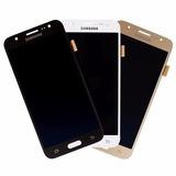 Tela Display Frontal Galaxy J5 4g Duos J500 Sm-j500m