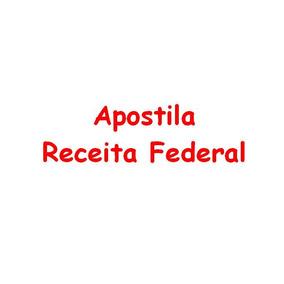 Apostila Receita Federal