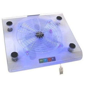 Base Enfriadora Fan Cooler Para Laptop Usb 10 A 15 Pulgadas