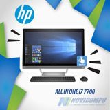 Hp All In One I7 7700+ 16gb+ 1tb+ 4gb Video+ 27 Pul Touch
