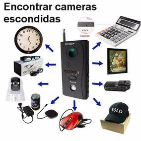 Detector De Sinal De Ondas De Rádio Rf Wifi Gsm
