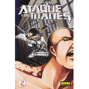 Shingeki No Kyojin Attack On Titan Ataque A Los Titanes  2