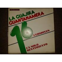 Disco Acetato: La Guajira Guantanamera