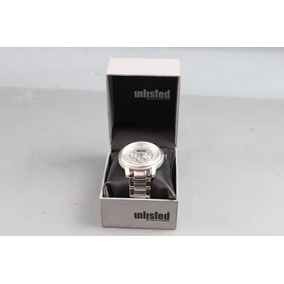 Reloj Unlisted Kenneth Cole Silver
