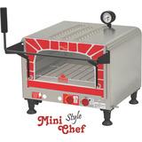 Forno A Gas Mini Chef Prp-400 Style