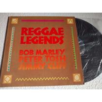 Lp Reggae Legends Marley Tosh Cliff