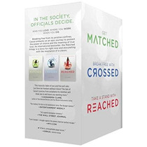 Libro Matched Trilogy Box Set - Nuevo
