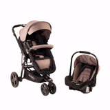 Coche Kiddy Compass Plus Travel System Ultraliviano-recoleta