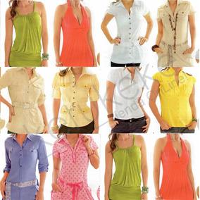 Patrones Blusas Camisas Vestidos Para Damas Moldes Costura