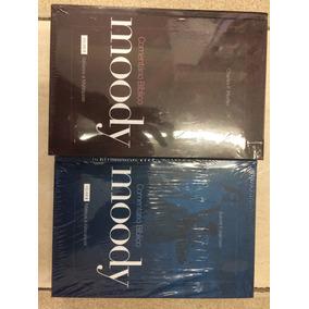 Livro Comentário Bíblico Moody Volume 1 E 2 Capa Dura