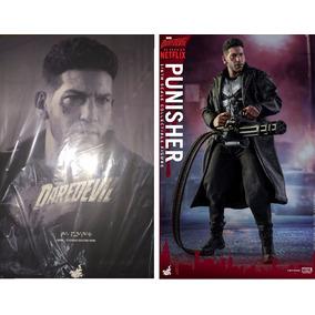 Hot Toys Justiceiro Netflix Daredevil Punisher Demolidor