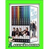 Box Dvd How I Met Your Mother Completa Dublado E Legendadado