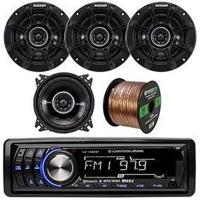Lightning Audio La1500bt Mp3 Bluetooth Stereo Receiver Playe