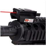 Leiser Mira Laser Para Carabina Pressão Airsoft Paintball