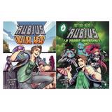 Virtual Hero 1 Y 2 Cómic El Rubius Digitales!!