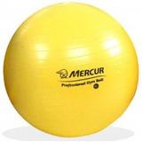 Bola Suiça Pilates Yoga Mercur 45cm + Dvd E Bomba P Inflar