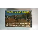 Tropilla Los Pumas-payadores Chubutenses Vol 1 , Casset