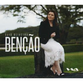 Cd Eliã Oliveira - Benção ( Lacrado ) 2018