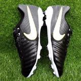 Chuteira Nike Tiempo Vll 7 Fg Retro Ronaldo Brasil R9 Seleçã