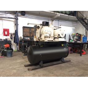 Compresor Ingersoll Rand 30 Hp Tanque De 500 Litros