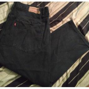 Pantalon De Caballero Levi`s 501 Color Negro Talla 46 X 32