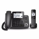 Telefono Fijo Inalambrico Panasonic Tgf380 Contestador Bt