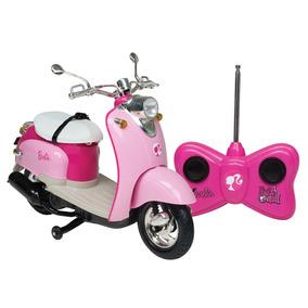 Moto Dreamcycle Barbie - 7 Funções E Controle Remoto - Candi