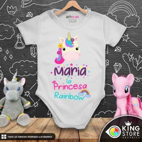 Bodys De Bebe Personalizados / Linea Unicornio!