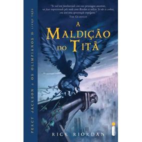Percy Jackson E Os Olimpianos_ A Maldicao Do Tita Vol.3