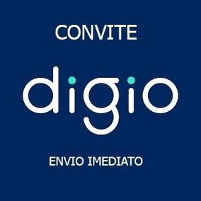 Convite Cartão Digio