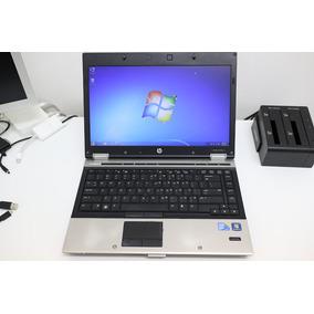 Promoção Notebook Hp Elitebook I7 8gb 500gb Win 7 Pro Hdmi