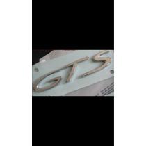Emblema Gts Porsches Modelo Novo !!!